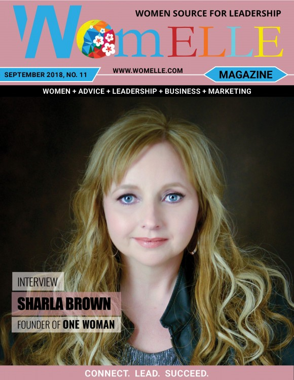WomELLE Magazine, September 2018