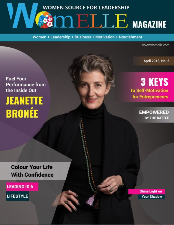 WomELLE Magazine, April 2018