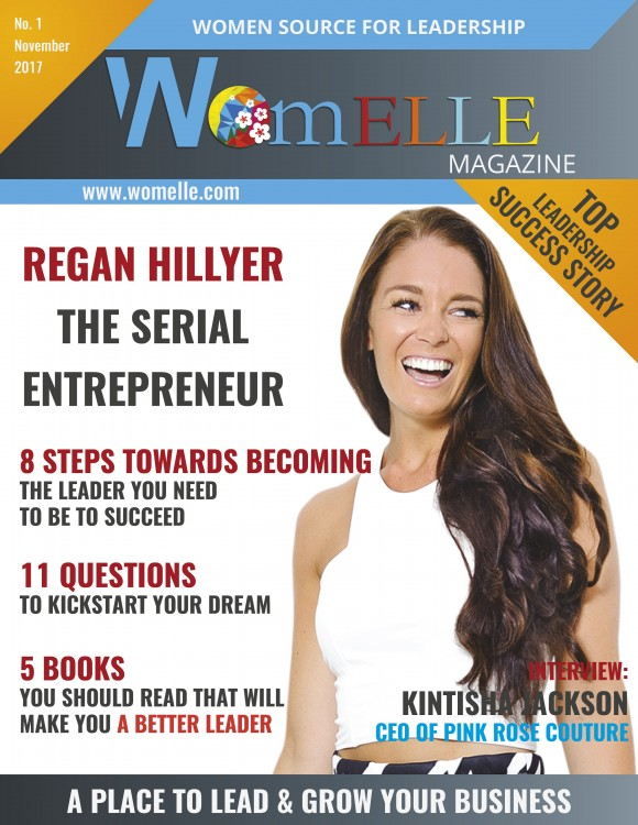 WomELLE Magazine, November 2017