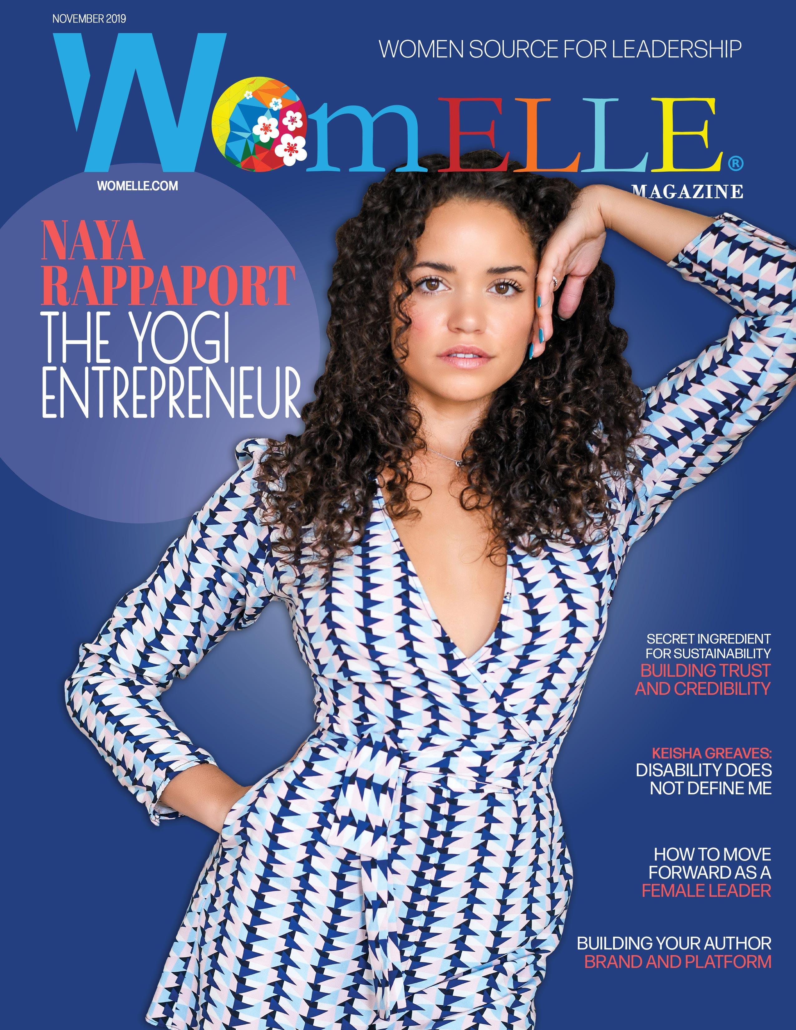 WomELLE November 2019 Magazine