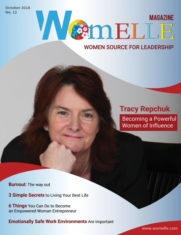 WomELLE Magazine, October 2018