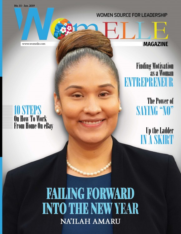 WomELLE January 2019 Magazine