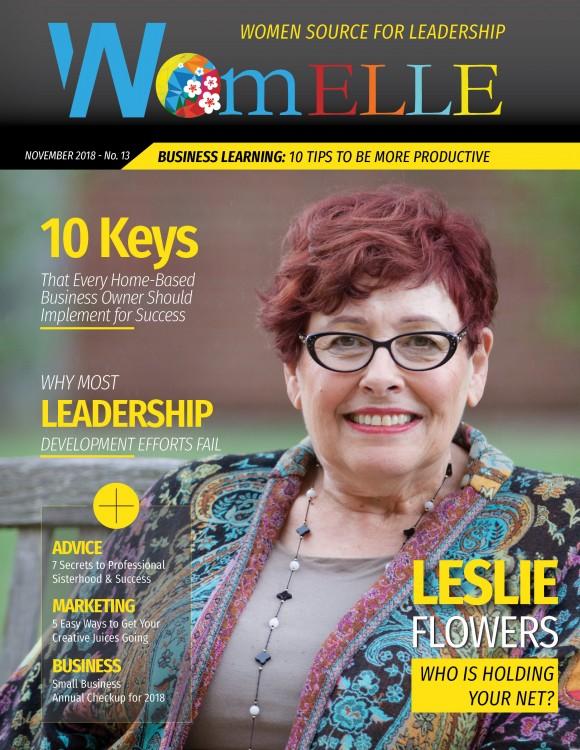 WomELLE November, 2018 Magazine