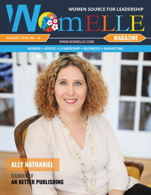 WomELLE Magazine, August 2018