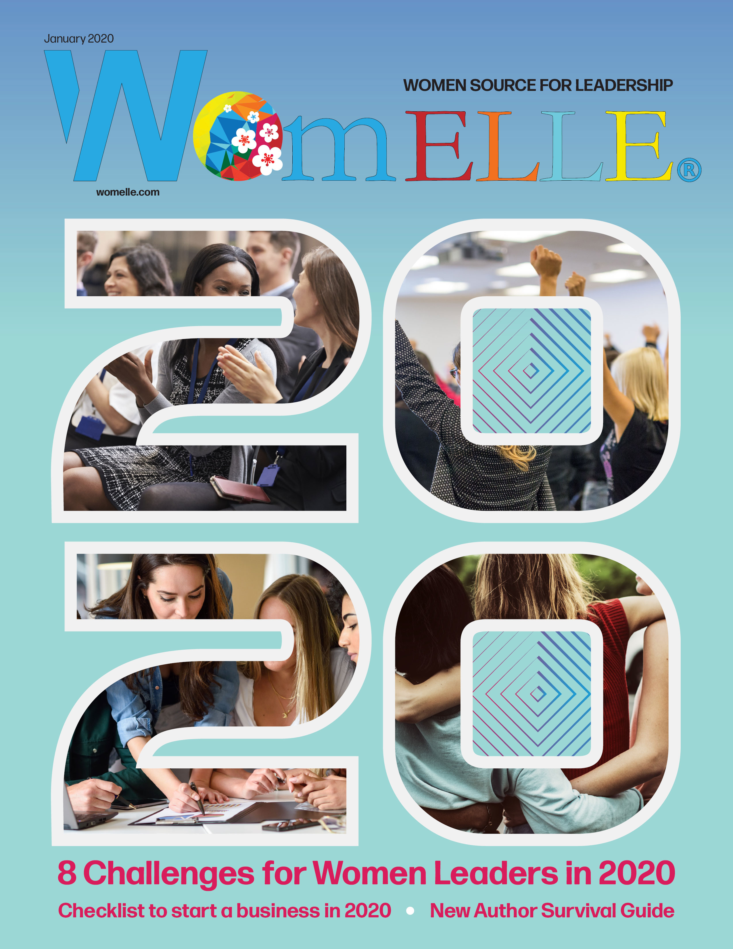 WomELLE January 2020 Magazine