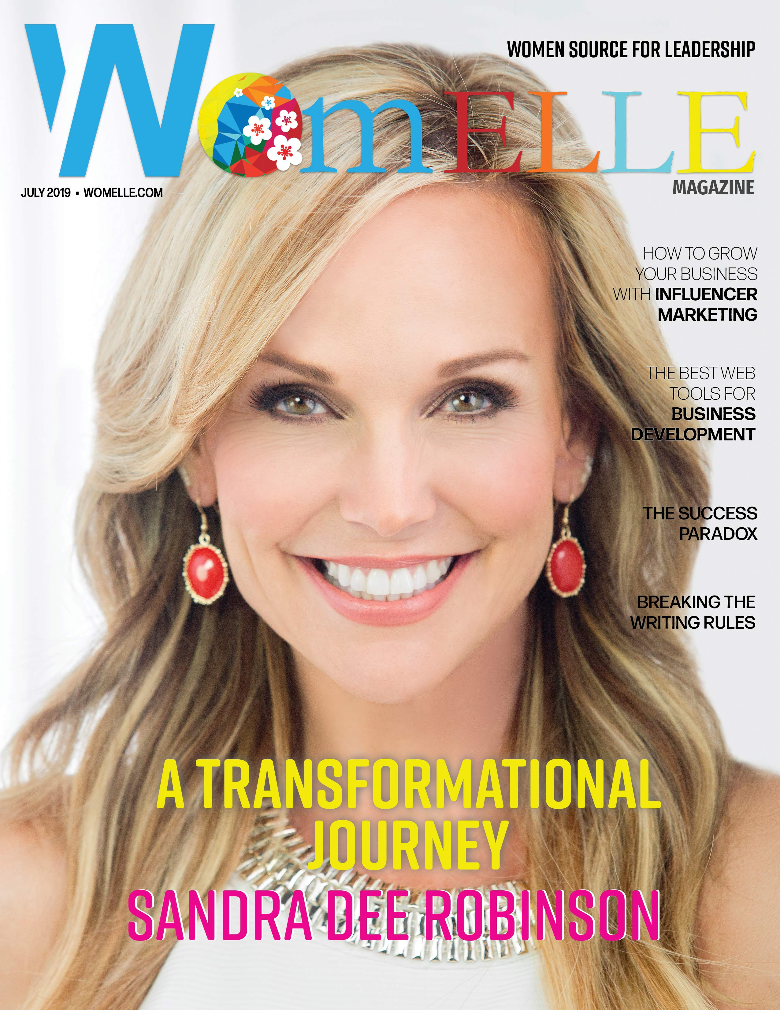 WomELLE July 2019 Magazine