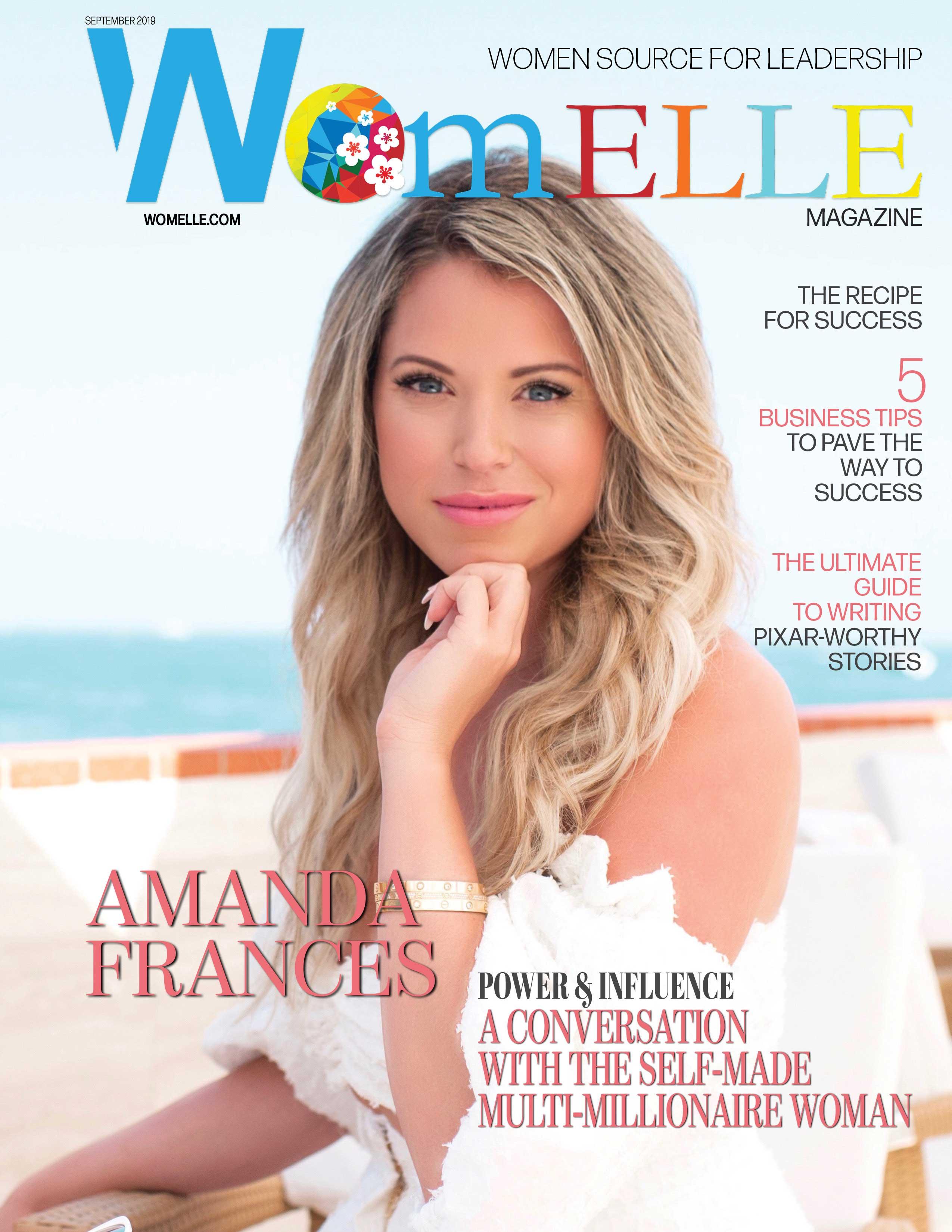 WomELLE September 2019 Magazine