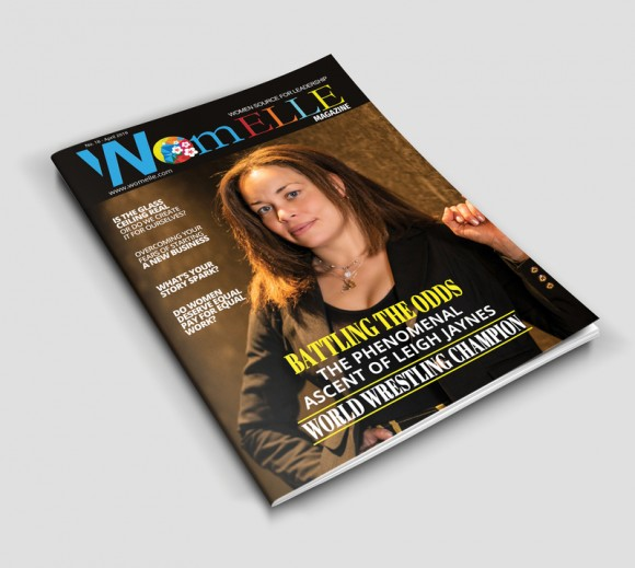 April issue of WomELLE Magazine
