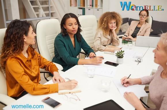 The Three Types of CEOs Female