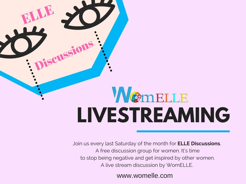 ELLE Discussions Livestream