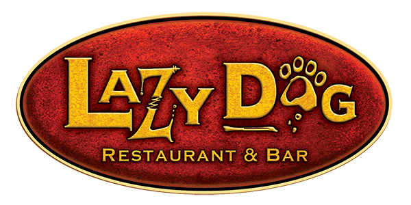 Lazy Dog restaurant & bar - logo