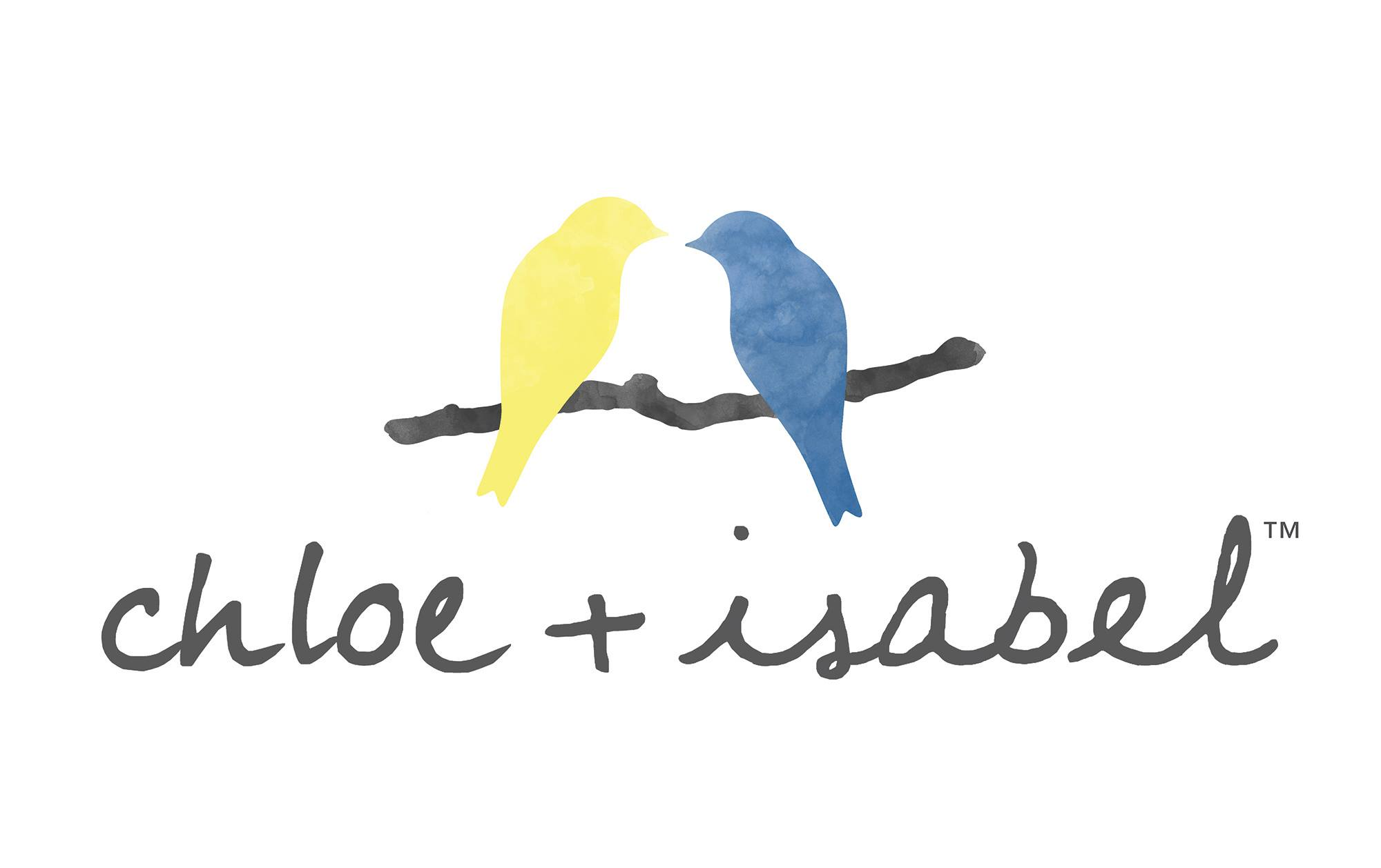 chloe + isabel - logo