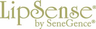 LipSense by SeneGence - logo