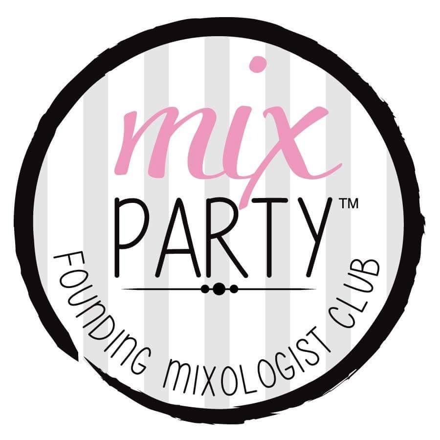 Mix party - logo