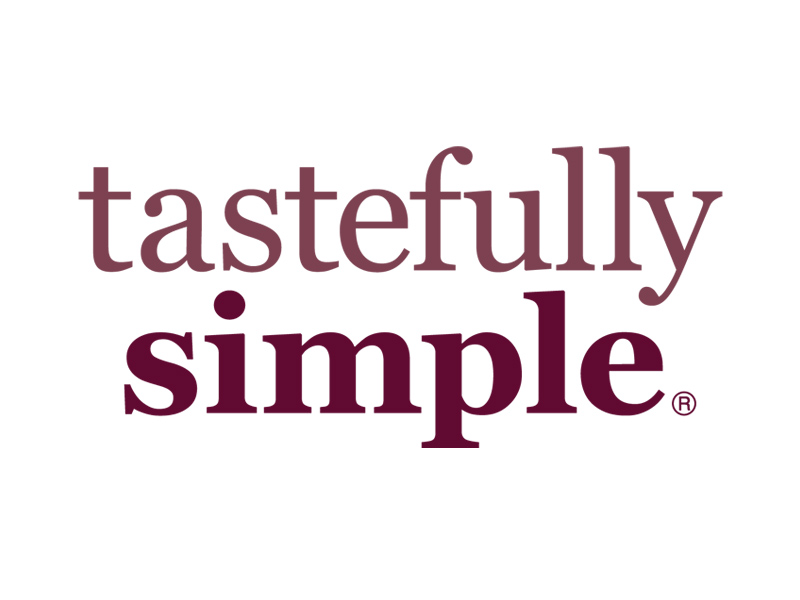 Tastefully simple - logo