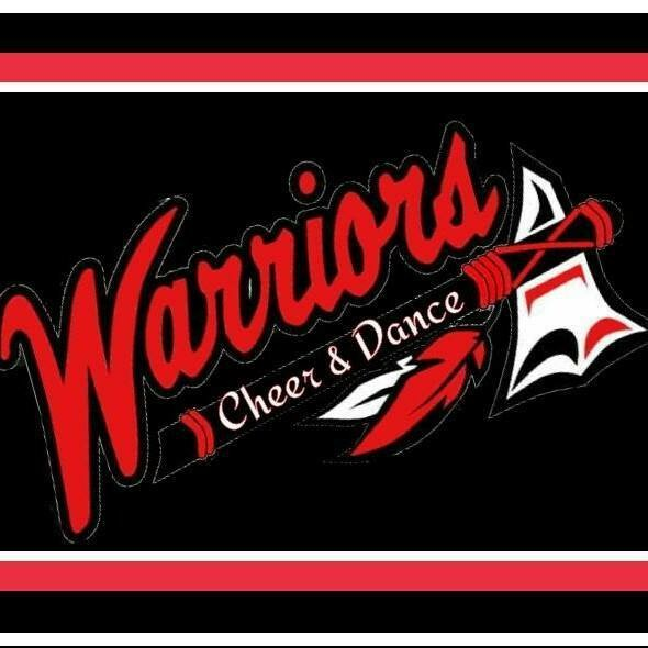 Warriors cheer & dance - logo