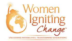 Women Igniting Change - logo