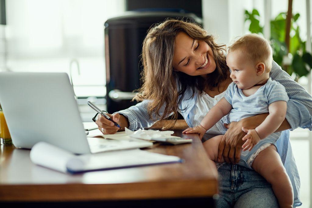 How Motherhood Prepares You For Entrepreneurship